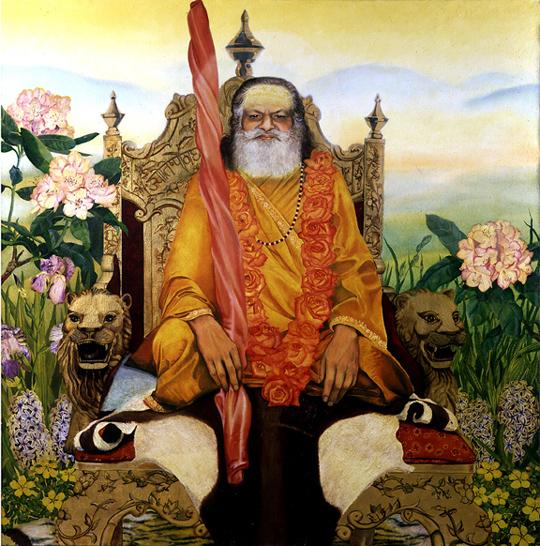 Swami Brahmananda Saraswati