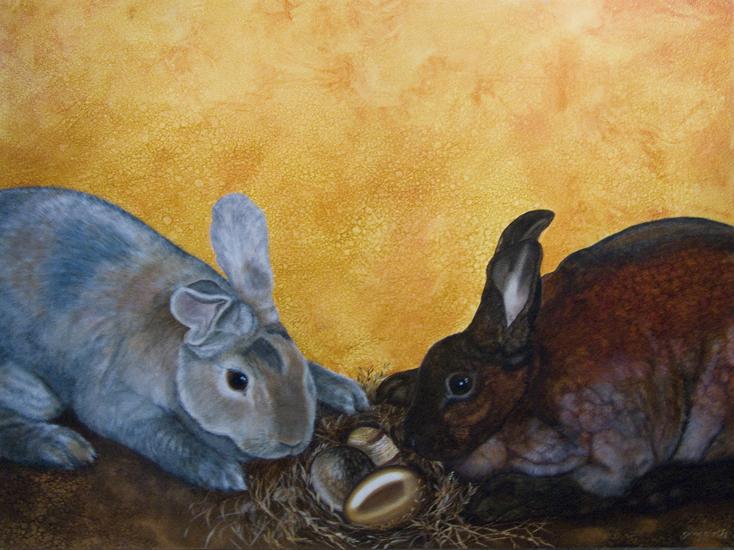 Easter Bunnies 2009